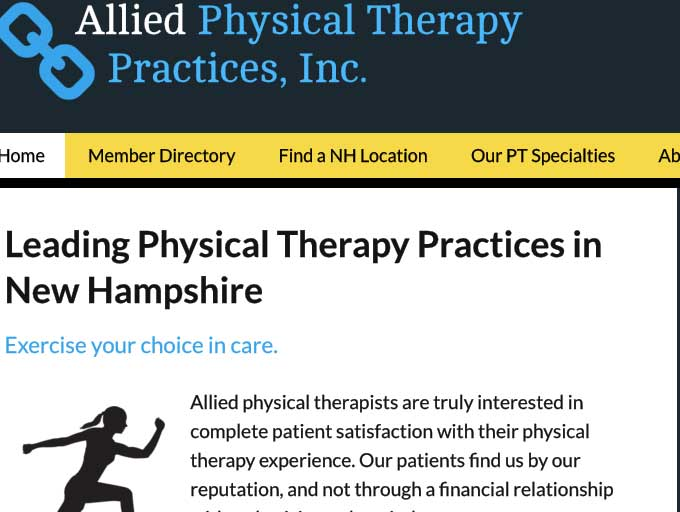 Allied Physical Therapy Practices of NH