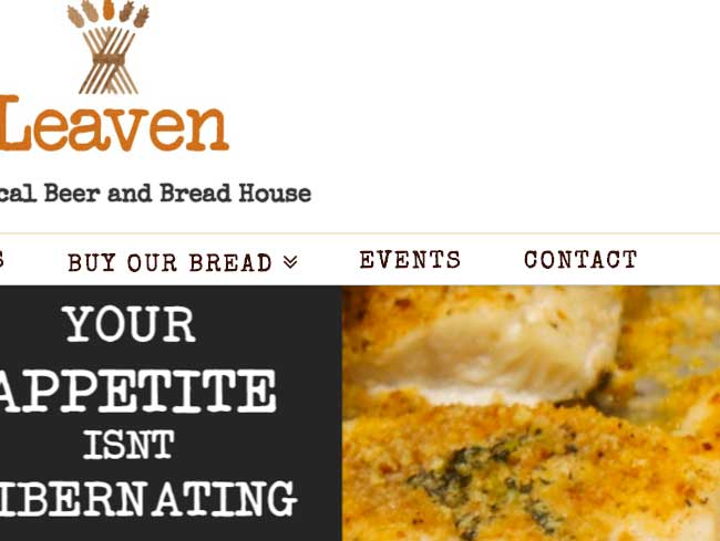 Leaven Bread & Beer House