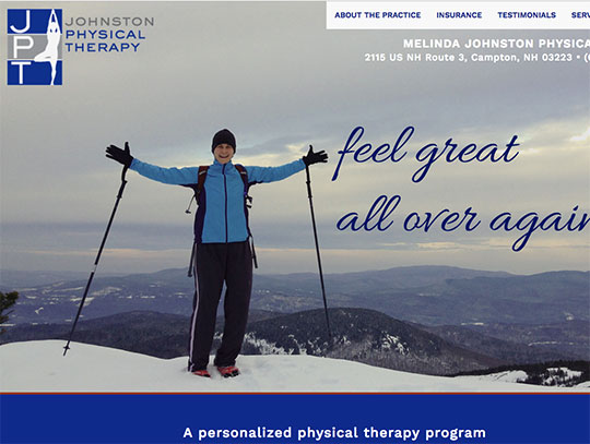 Melinda Johnston Physical Therapy