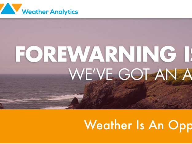 Weather Analytics, Inc.